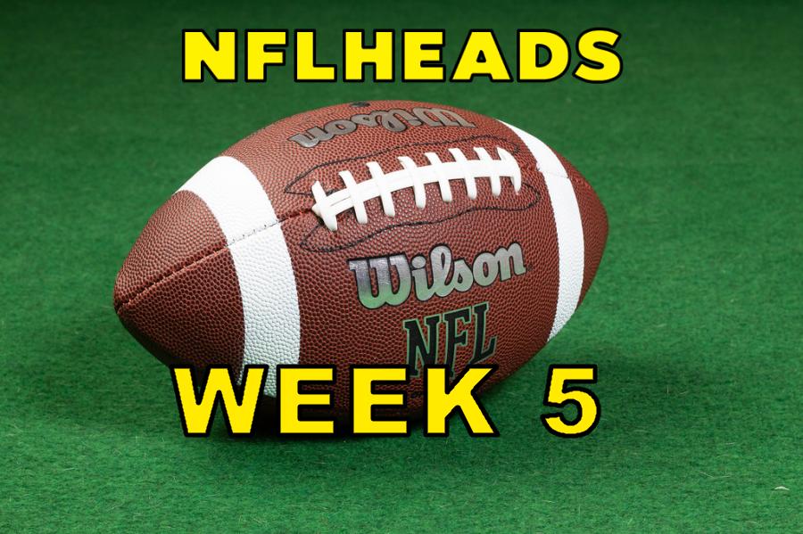 Week 5 Recap - NFLheads Podcast