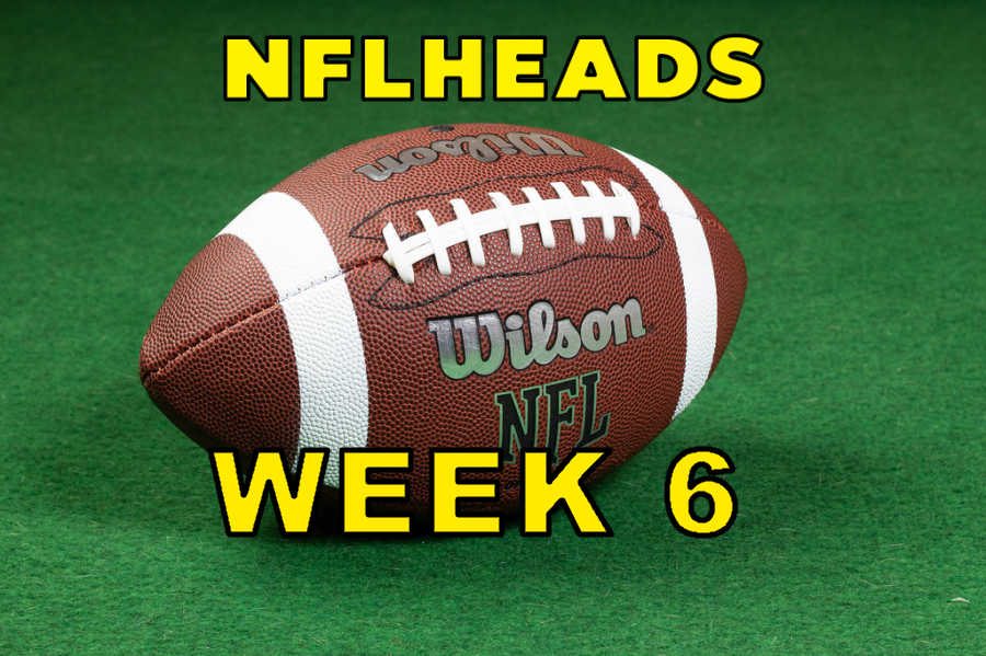 Week 6 Preview - NFLheads Podcast